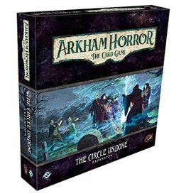 Fantasy Flight ARKHAM HORROR LCG: THE CIRCLE UNDONE