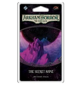 Fantasy Flight ARKHAM HORROR LCG: THE SECRET NAME