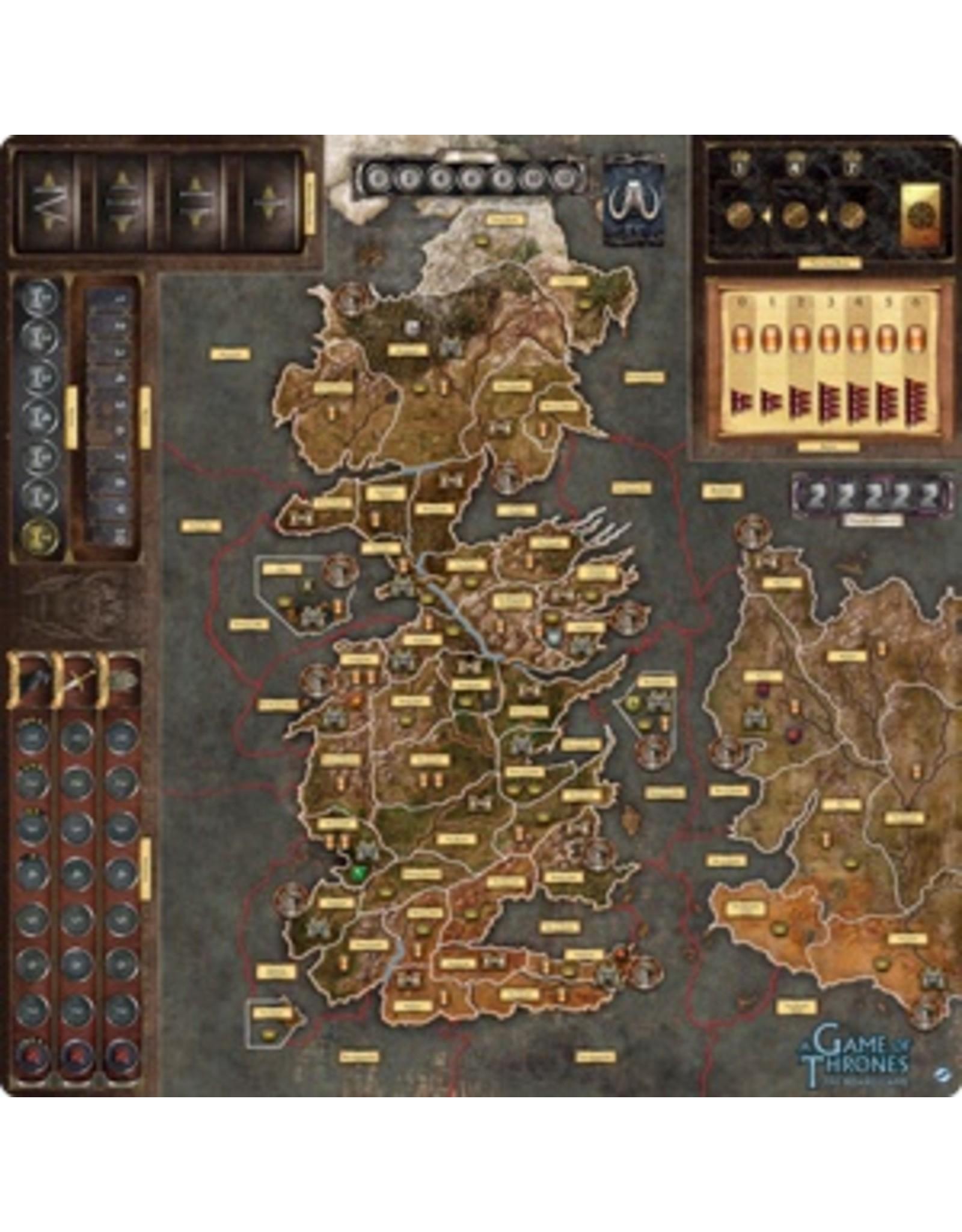 Fantasy Flight GAME OF THRONES BG: MOTHER OF DRAGONS GAMEMAT