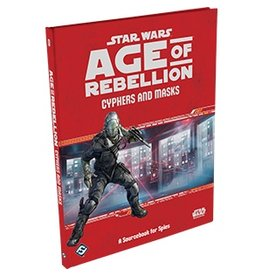 Fantasy Flight STAR WARS AGE OF REBELLION: CYPHERS AND MASKS