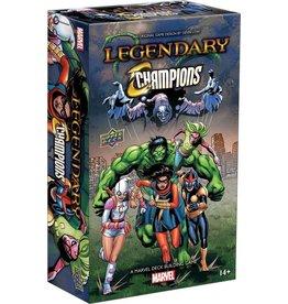 Upper Deck Marvel Legendary: Champions
