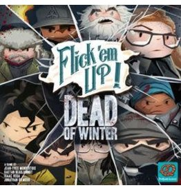 Pretzel Games FLICK'EM UP! DEAD OF WINTER