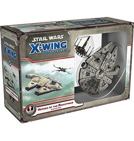 Fantasy Flight Games X-Wing: Heroes of the Resistance