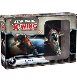 Fantasy Flight Games X-Wing: Slave I Expansion
