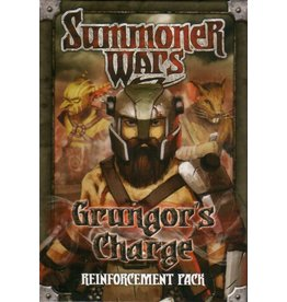 Summoner Wars: Grungor's Charge Reinforcement