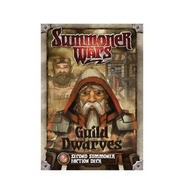 Summoner Wars: Guild Dwarves Second Summoner Faction