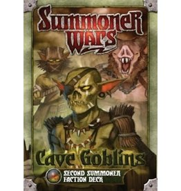 Summoner Wars: Cave Goblins Second Summoner Faction