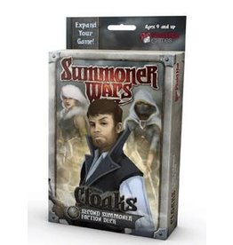 Summoner Wars: Cloaks Second Summoner Faction