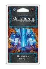 Fantasy Flight Games Android Netrunner LCG: Business First