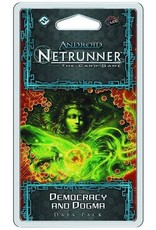 Fantasy Flight Games Android Netrunner LCG: Democracy and Dogma