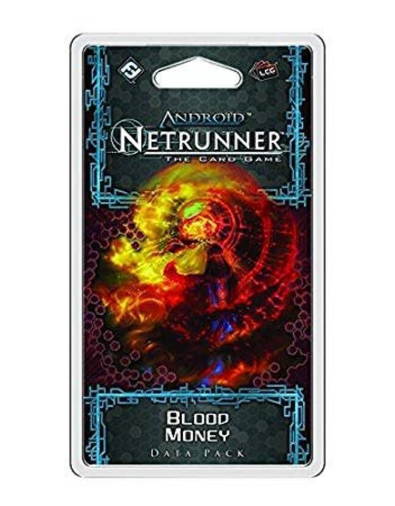 Fantasy Flight Games Android Netrunner LCG: Blood Money