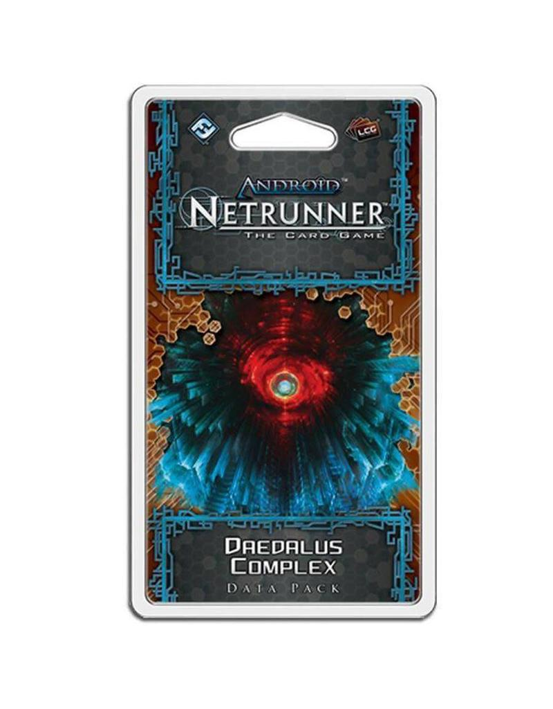 Fantasy Flight Games Android Netrunner LCG: Daedalus Complex