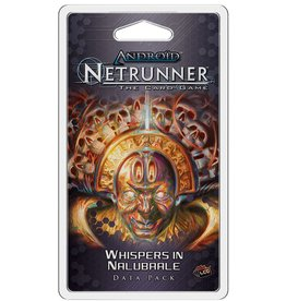 Fantasy Flight Games Android Netrunner LCG: Whispers in Nalubaale