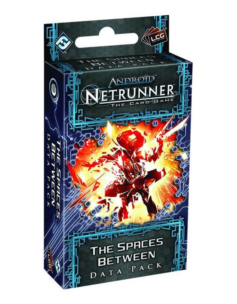 Fantasy Flight Games Andriod Netrunner LCG: The Spaces Between