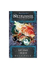 Fantasy Flight Games Andriod Netrunner LCG: Up and Over