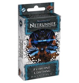 Fantasy Flight Games Netrunner LCG: Fear and Loathing