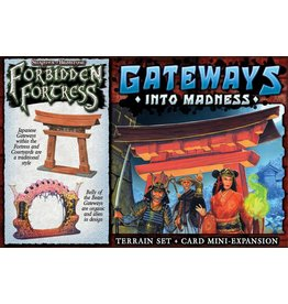 Flying Frog Productions FORBIDDEN FORTRESS: GATEWAYS INTO MADNESS
