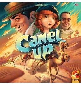 Eggertspiel Camel Up 2.0
