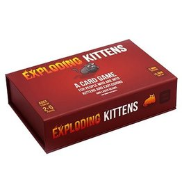 Exploding Kittens Exploding Kittens Special Edition Meowing Box