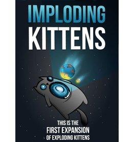 Exploding Kittens Exploding Kittens: Imploding Kittens