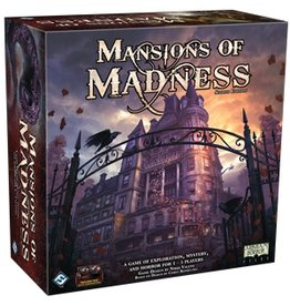 Fantasy Flight MANSIONS OF MADNESS