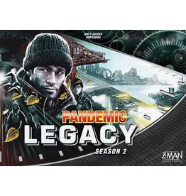 ZMAN Pandemic Legacy: Season 2 (Black)