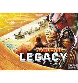 ZMAN Pandemic Legacy: Season 2 (Yellow)