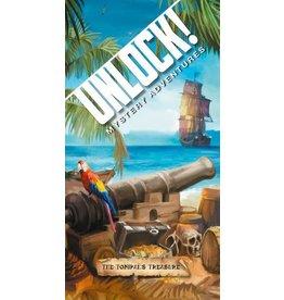 Space Cowboys Unlock! The Tonipal's Treasure