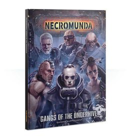 Games Workshop Necromunda: Gangs of The Underhive (HB)