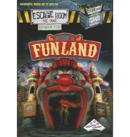 Spin Master ESCAPE ROOM: WELCOME TO FUNLAND