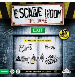 Spin Master Escape Room: The Game
