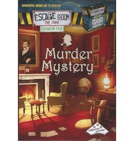 Spin Master ESCAPE ROOM: MURDER MYSTERY