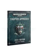 Games Workshop WARHAMMER 40000: CHAPTER APPROVED (ENG)