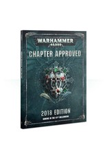 Games Workshop Warhammer 40K: Chapter Approved 2018