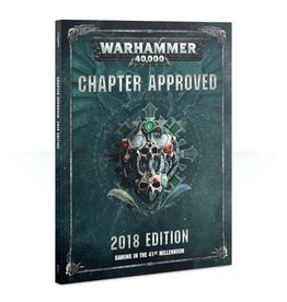 Games Workshop CHAPTER APPROVED 2018