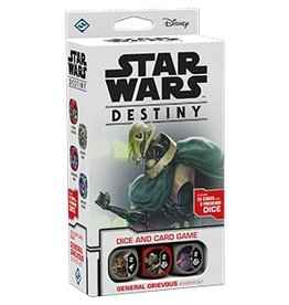 Fantasy Flight Games Star Wars Destiny: General Grievous Starter Set