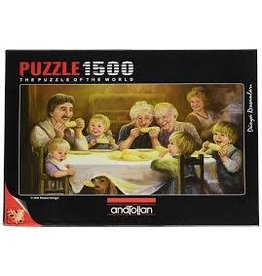 Anatolian Puzzle 1500 - Dinner Time