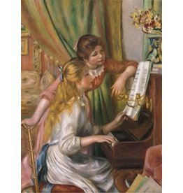 Anatolian 1000PC PUZZLE - YOUNG GIRLS AT THE PIANO