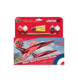 Airfix RAF RED ARROW GNAT GIFT SET 1:72