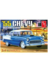 AMT Models 1955 CHEVY BEL AIR SEDAN 1:25