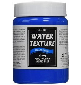 vallejo WATER EFFECTS - PACIFIC BLUE 200ML