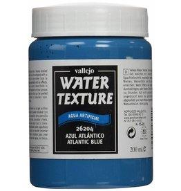vallejo WATER EFFECTS - ATLANTIC BLUE 200ML