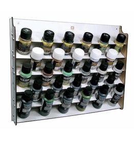 VALLEJO VALLEJO PAINT STAND - WALL MOUNTED 35/60ML