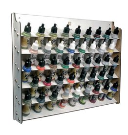 VALLEJO VALLEJO PAINT STAND - WALL MOUNTED 17ML