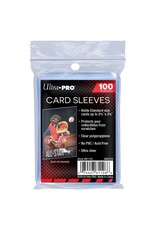 Ultra Pro Ultra Pro Card Sleeves - 100ct 66.7 x 92mm
