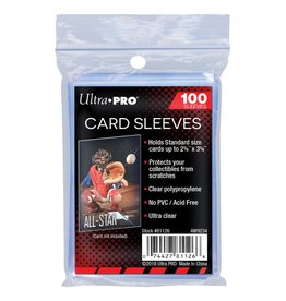Ultra Pro ULTRA PRO CARD PENNY SLEEVES - 100CT 66.7 X 92MM