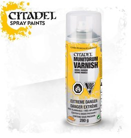 Citadel Citadel Spray Varnish: Munitorum (400ml)