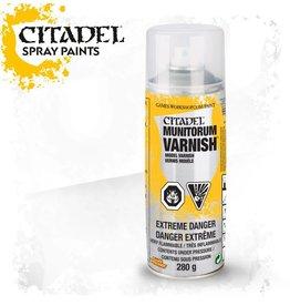 Citadel Citadel Spray Varnish: Munitorum