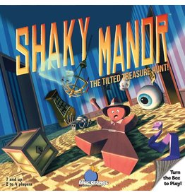 Blue Orange Games Shaky Manor