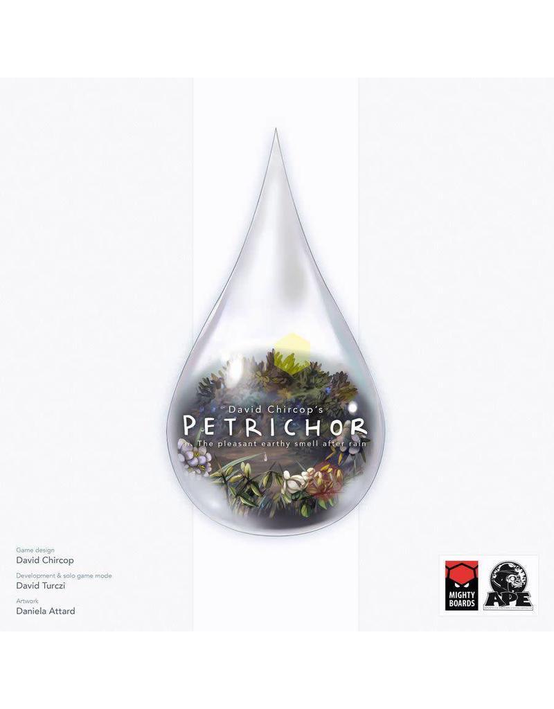 Petrichor + Flowers Expansion + Lake Promo Tile + Postcard Kickstarter Edition